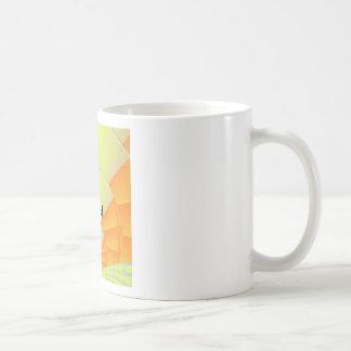 12/13/14 Digital Sunrise Coffee Cup Classic White Coffee Mug