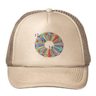 12-13-14 gorra del camionero de la joya del arco