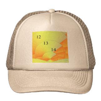 12/13/14 gorra del camionero de la salida del sol