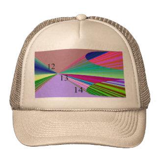 12-13-14 gorra del camionero de Smoosh del arco ir