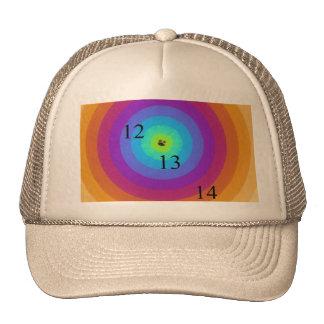 12/13/14 gorra del camionero del anillo del arco i