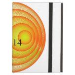 12/13/14 iPad Orange Air Case iPad Air Cover