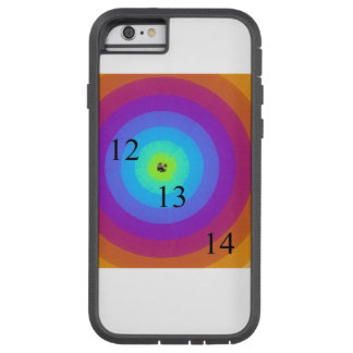 12/13/14 iPhone 6 de la luna del arco iris, duro Funda De iPhone 6 Tough Xtreme
