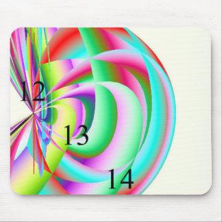 12/13/14 Rainbow Bubble Mouse Pad