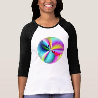 12/13/14 Rainbow Feather Ball T-Shirt
