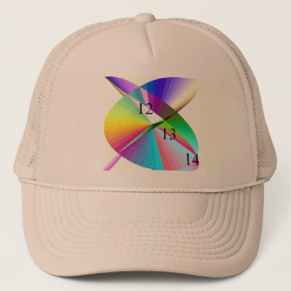 12/13/14 Rainbow Glory Trucker Hat