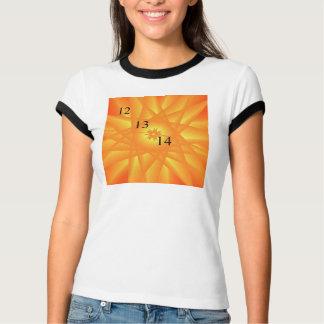 12/13/14 Starburst Ladies Ringer T-Shirt
