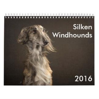 12 2016 Silken Windhounds Calendar