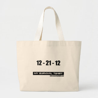 12 21 12 CANVAS BAG