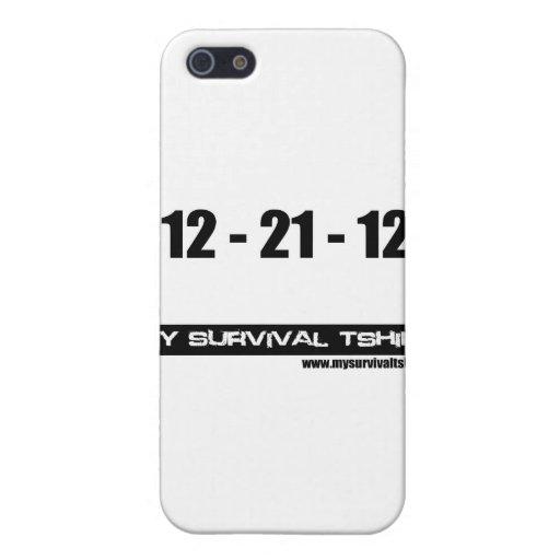 12.21.12 iPhone 5 CASE