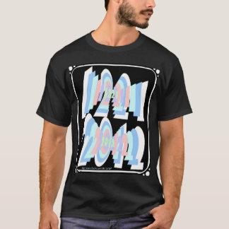 12/21/2012 (-) camiseta oscura Versión-Básica de
