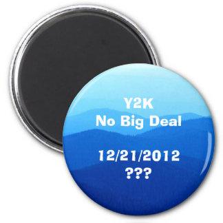12/21/2012 imán de los cielos azules