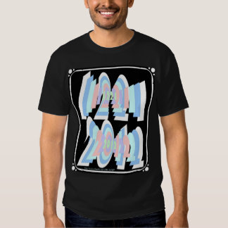 12/21/2012(-) Inversion Version-Basic Dark T-shirt