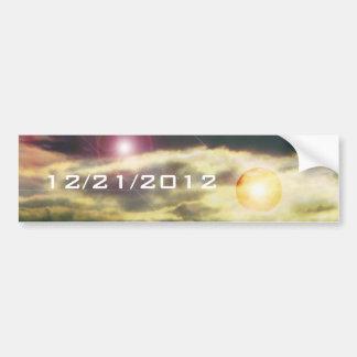 12/21/2012 PEGATINA PARA AUTO