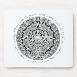 12.21.2012: The New Beginning Mayan commemorative Mousepads