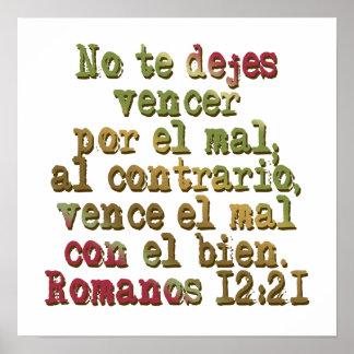 12:21 de Romano el Mélodo Póster