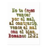 12:21 de Romano el Mélodo Tarjeta Postal