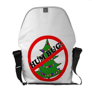 12-21 Humbug Day Messenger Bag