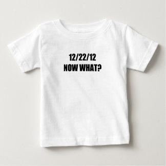 ¿12.22.12 ahora qué? remera