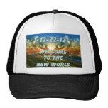 12-22-12 recepción al nuevo mundo gorra