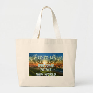 12-22-12 Welcome to the New World Bags