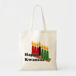 12-26 Happy Kwanzaa Tote Bag