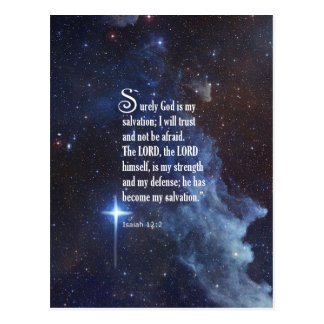 12:2 de Isaías Postal
