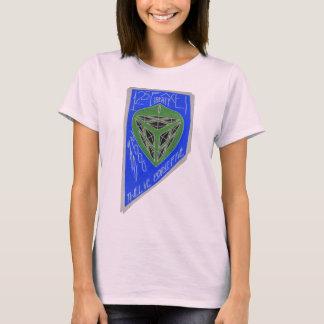 12.5 FACES-Martian Money-OrigiFLIP InVersion T-Shirt