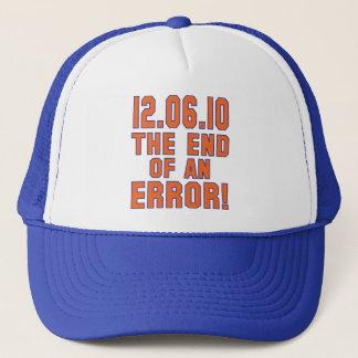 12.6.10 - End of an Error! - Coach M is FIRED! Trucker Hat