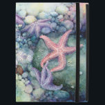 "12.9&quot; iPad Pro case<br><div class=""desc"">Show off your love of the sea with this colorful watercolor iPad case by Mary E. Smith</div>"