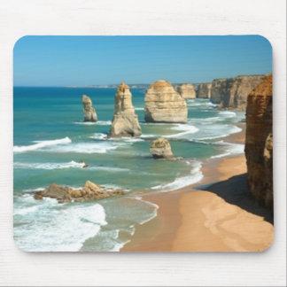 12 apostles mouse pad