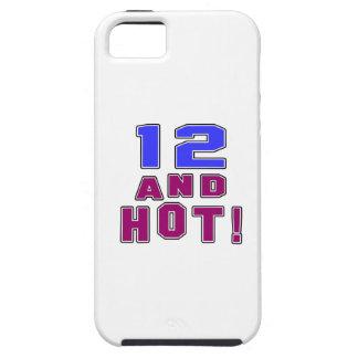 12 birthday designs iPhone 5 cases