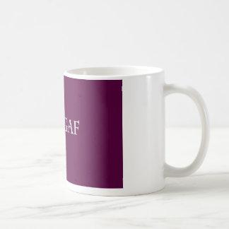 12 CLASSIC WHITE COFFEE MUG