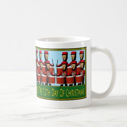 12 Days of Christmas 11-12 Coffee Mug