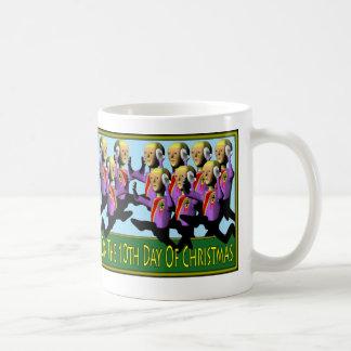 12 Days of Christmas 9-10 Mug