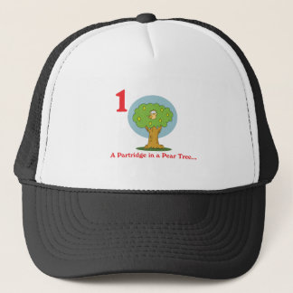 12 days partridge in a pear tree trucker hat