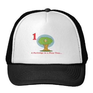 12 days partridge in a pear tree trucker hat
