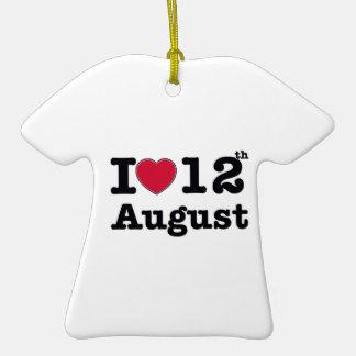 12 de julio diseño del cumpleaños