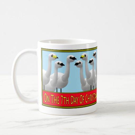 12 días de navidad 7-8 tazas de café