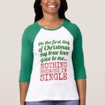 12 días de navidad escogen la camiseta de las seño
