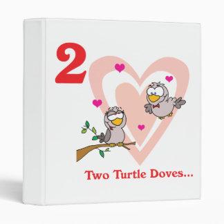 """12 días dos palomas de la tortuga carpeta 1"""""""