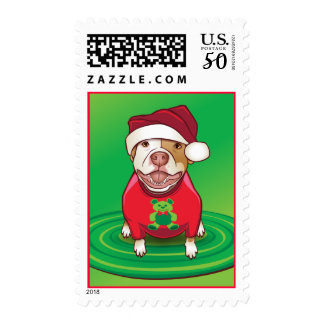 12 Dogs of Christmas Postage
