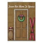 12 Doors of Christmas, Door No. 8 - Christmas Card