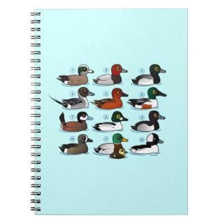 12 Ducks Notebook