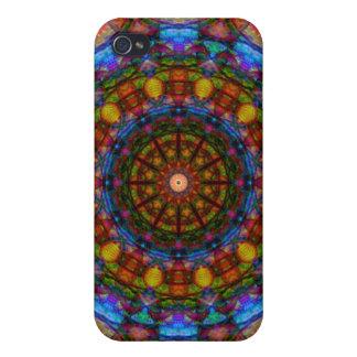 12 Eyes Mandala Case For iPhone 4