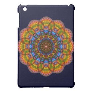 12 Eyes Mandala iPad Mini Cases
