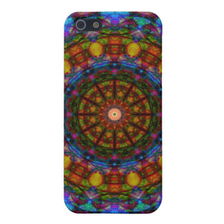 12 Eyes Mandala iPhone SE/5/5s Case