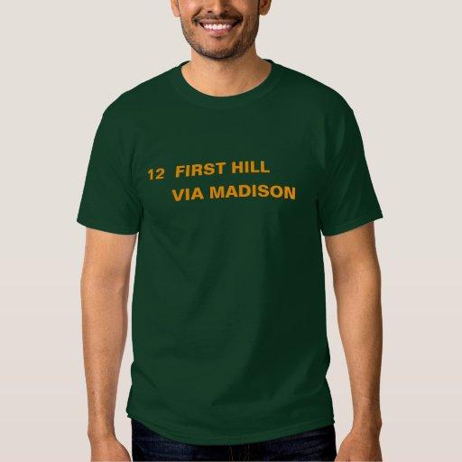 12  FIRST HILL -- VIA MADISON T-SHIRT