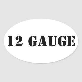 12 gauge ammo can sticker