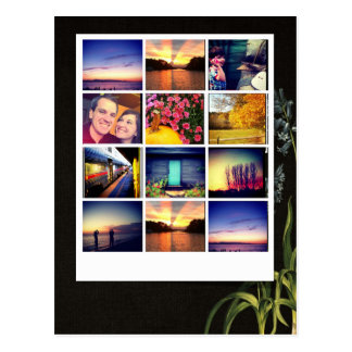 12 instagram photo sharing card